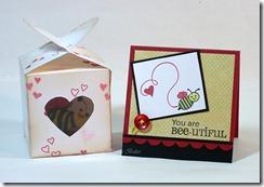 bee card & gift