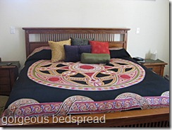 bedspread