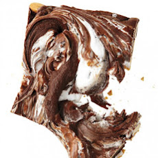 Fudgy Rocky Road Bars