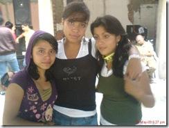 abriL, Lupita y Laura