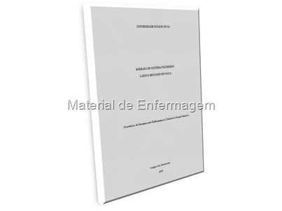 Monografia - Iatrogenia pela Enfermagem na UTI