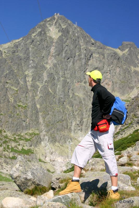 A lenyűgöző Lomnici csúcs