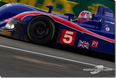04-11.06.2010 Le Mans, France, #5 Beechdean Mansell Ginetta Zytek: Nigel Mansell, Greg Mansell, Leo Mansell