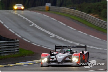 04-11.06.2010 Le Mans, France, #14 Kolles Audi R10: Christijan Albers, Scott Tucker, Manuel Rodrigues
