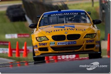 06.19.2010 - Mid Ohio Sports Car Course - Lexington, Ohio #94 Turner Motorsport BMW M6: Bill Auberlen, Paul Dalla Lana