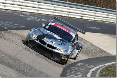 VLN Langstreckenmeisterschaft Nuerburgring 2010, 35. DMV 4-Stunden-Rennen (2010-04-10): Foto: Jan Brucke