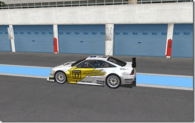 Download DTM Opel Calibra 1994
