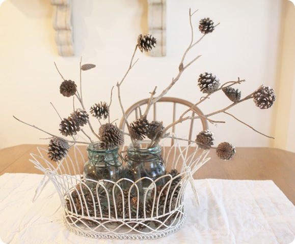pinecone centerpiece3