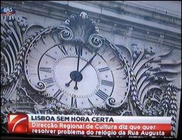 Lisboa sem hora certa