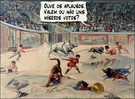 míseros votos