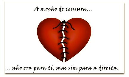 Cartão de S. Valentim