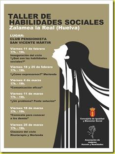 cartel taller social 800