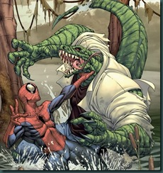spiderman-lizard