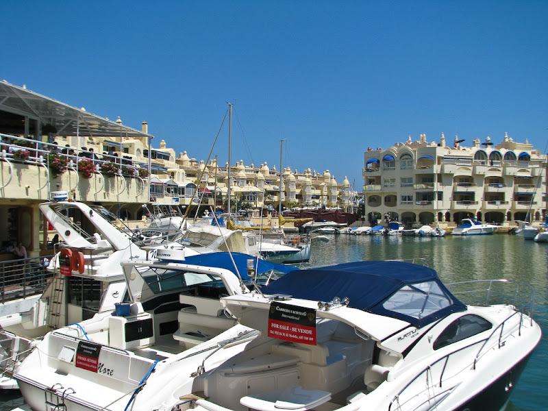 Spania, Benalmadena - Puerto Marina