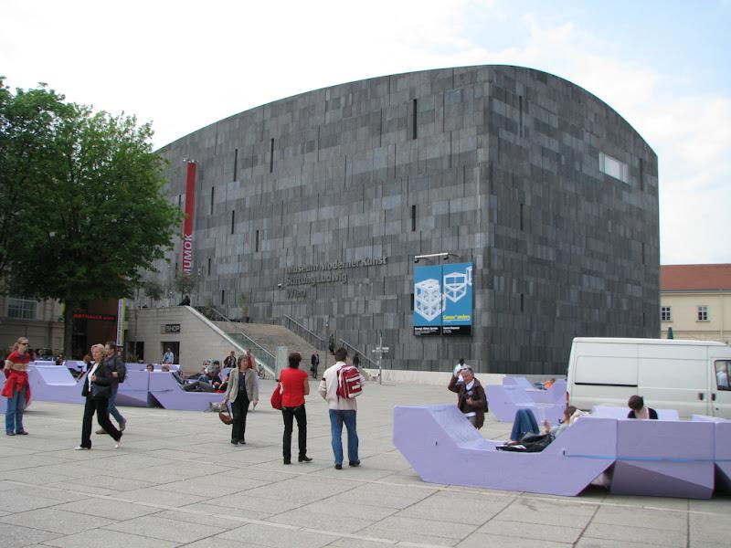 Museum Moderner Kunst Stiftung Ludwig Wien