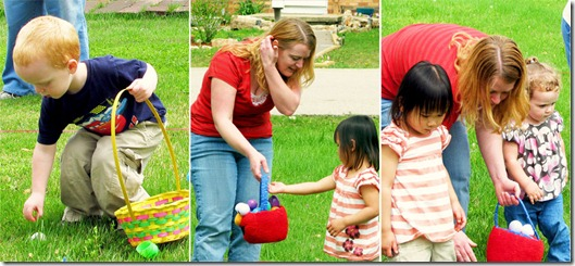 hunting eggs_easter 2011