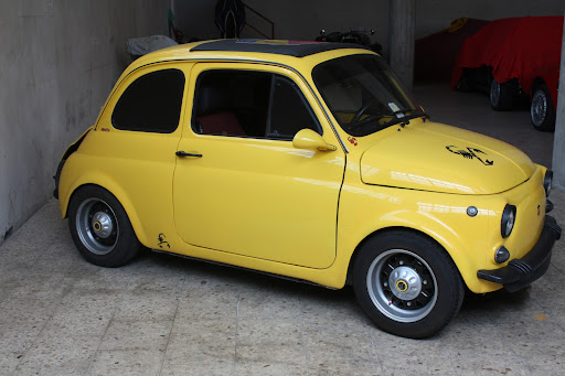 Picasa Web Albums - StyleCars - Fiat 500 F 1966