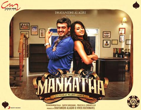 Download Mankatha Single Track - Vilayadu Mankatha Single Song Download
