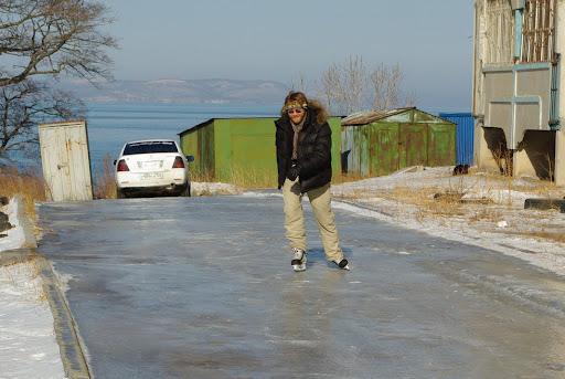 Владивосток на коньках