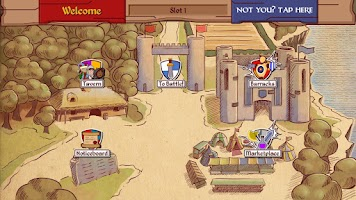 Screenshot of Warheads: Battle [RPG]