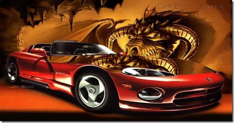 Carro e o Dragão 1024x768