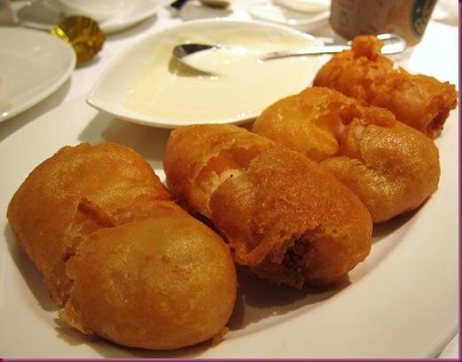 shang palace shrimp roll