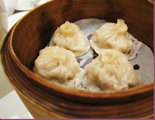 shang palace xiao long bao