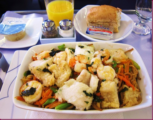 Jin loves to eat thai airways mnl bkk cnx inflight meals for Air thai cuisine