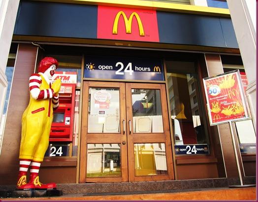 mcdonald's chiang mai