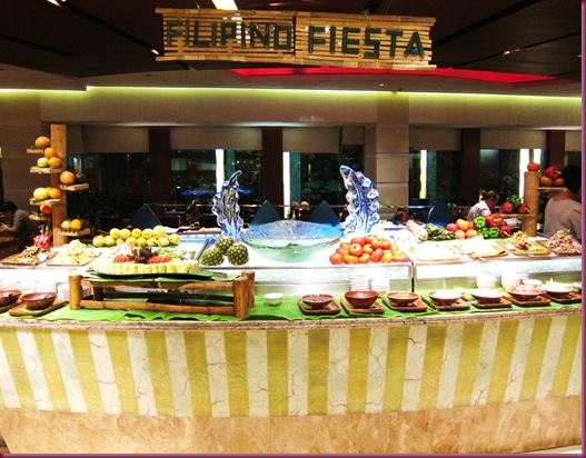 circles buffet at makati shangrila