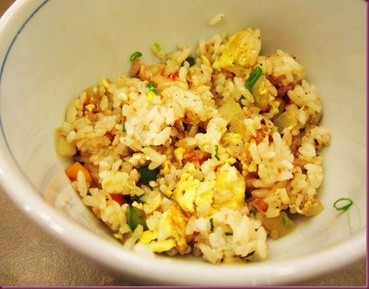 tanabe mixed fried rice