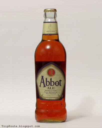 Английское пиво - Abbote Ale