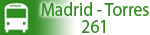 Madrid - Torres 261