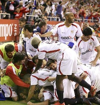 Sevilla  3  Deportivo  0