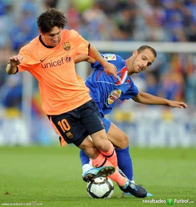 Barcelona vs Getafe