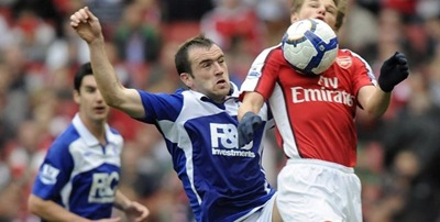 Birmingham City vs Arsenal Arsenal v Birmingham City - Emirates Stadium