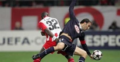 FC Girondins de Bordeaux vs Olympiacos CFP