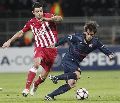 FC Girondins de Bordeaux vs Olympique Lyonnais