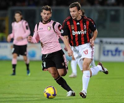 Palermo vs AC Milán
