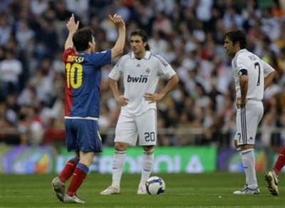 Barcelona - Real Madrid, el clásico de España
