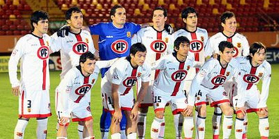 Equipo de Rangers de Talca-Chile, perdió categoría