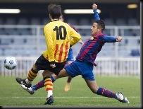 FC Barcelona Atletic vs  Sant Andreu