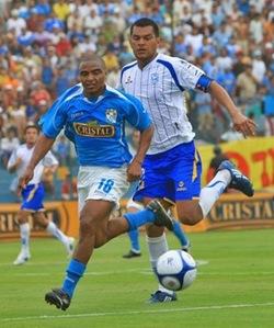 Cristal vs Alianza Atletico