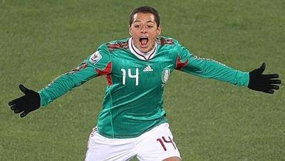 chicharro Javier Hernández