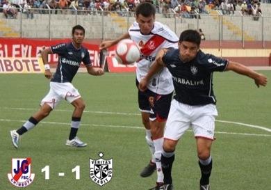 San Martin vs José Gálvez