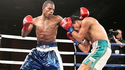 Box: Carlos Vellásquez vs Alejandro Perez
