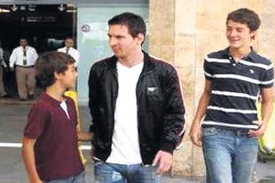 Lionel Messi en México
