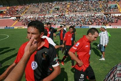 Melgar entrenta al Alianza Atlético