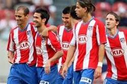 Atlético de Madrid enfrenta a la Liga Tailandesa