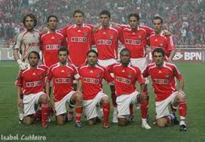 Benfica enfrenta al  Aston Villa